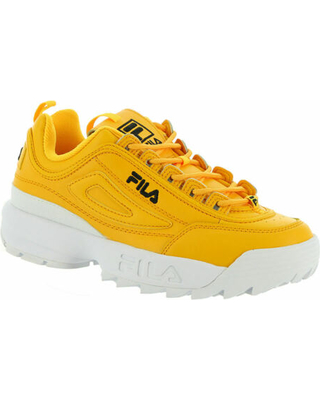 yellow filas